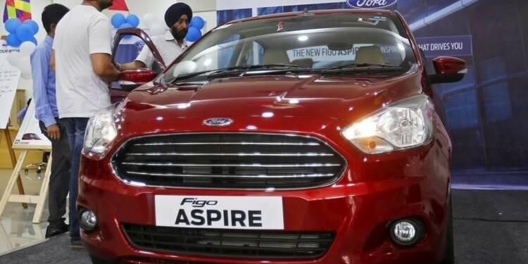 Ford renonce à un projet de véhicule compact pour les émergents
