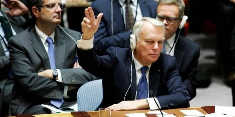 Paris demande une réunion d'urgence du Conseil de sécurité concernant Alep