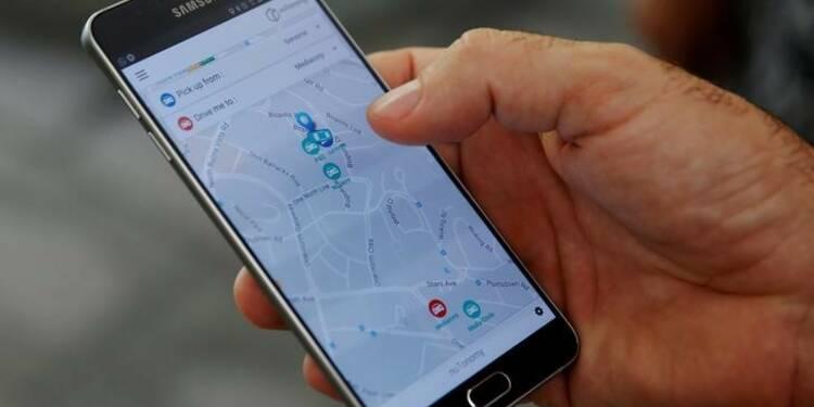 Le premier taxi sans chauffeur sillonne les rues de Singapour