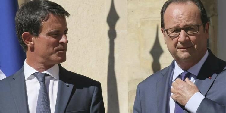 Valls réaffirme son respect et sa loyauté à Hollande