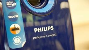 Le titre Philips profite d'une amélioration de la marge