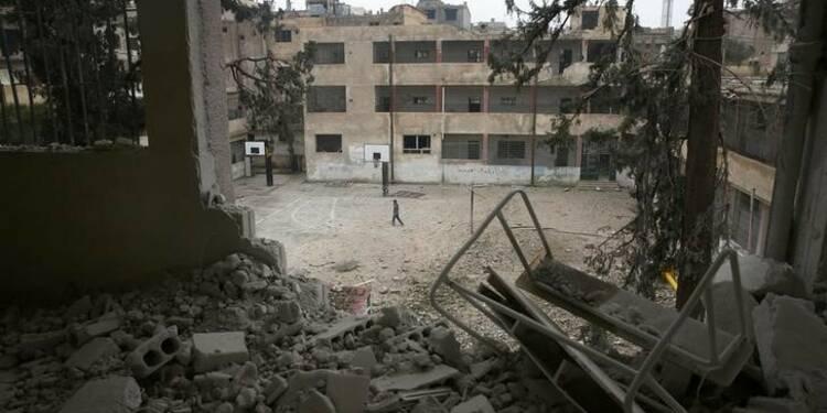 Syrie: La Russie annonce une trêve dans la Ghouta orientale