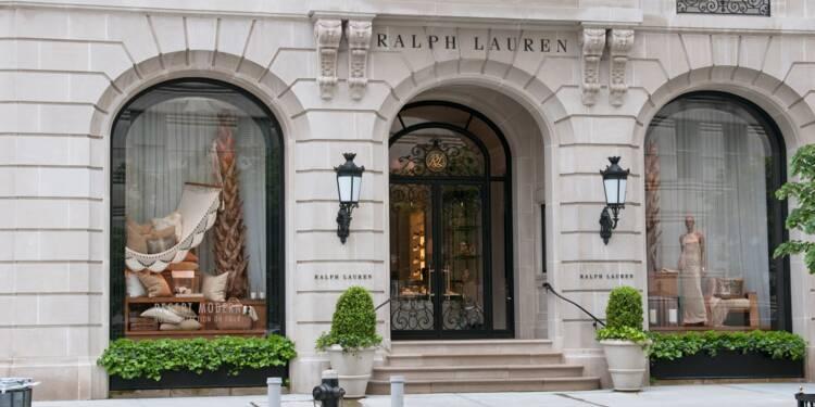 7f90eccbbf55 Du rififi chez Ralph Lauren qui perd son patron - Capital.fr