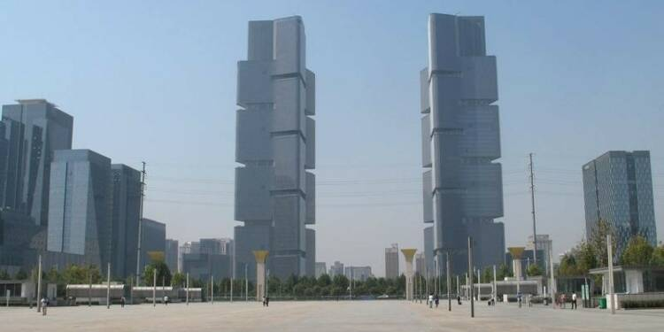 Prix immobiliers chinois plus 12,6% annuels en novembre