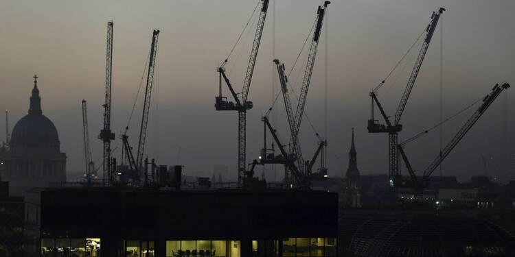 Contraction du déficit commercial britannique au 3e trimestre