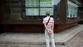La Bourse de Tokyo à un pic de 6 mois grâce aux financières