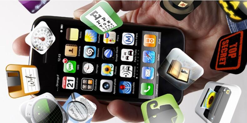 """Le marché des """"Apps"""" frôlera 4 milliards de dollars en 2011"""