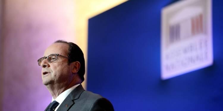 Hollande voterait pour Sarkozy en cas de duel avec Le Pen