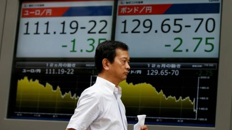Le Nikkei finit en baisse de 0,47%