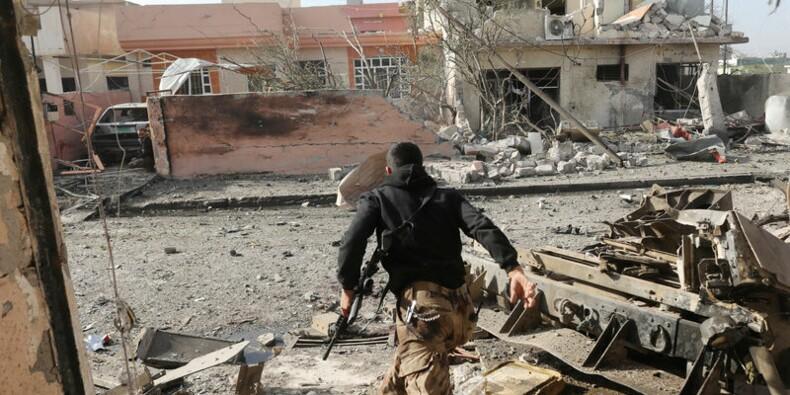 La bataille pour la reconquête de Mossoul entre dans son deuxième mois