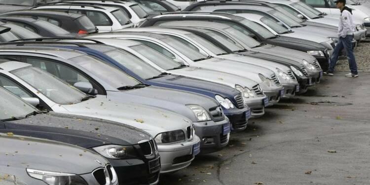 Le marché automobile en Allemagne rebondit en août
