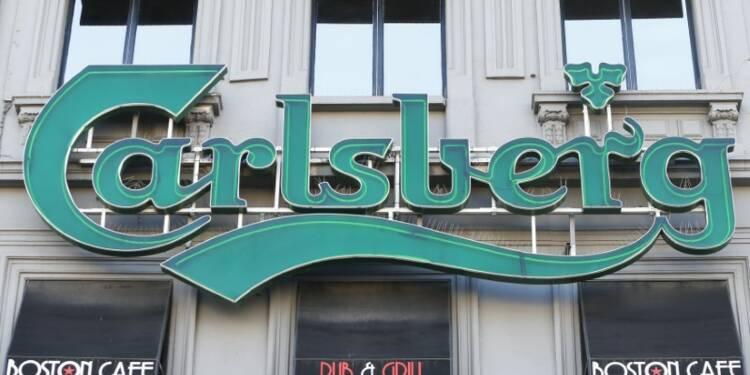 Carlsberg voit son bénéfice monter d'environ 5% en 2017