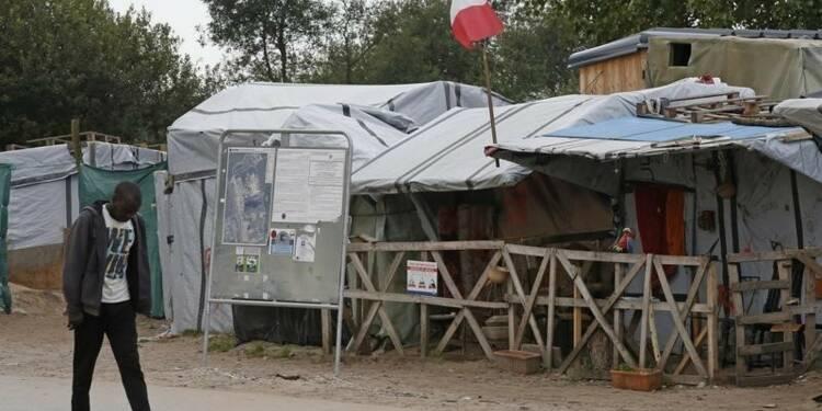 Baisse sensible du nombre de migrants à Calais