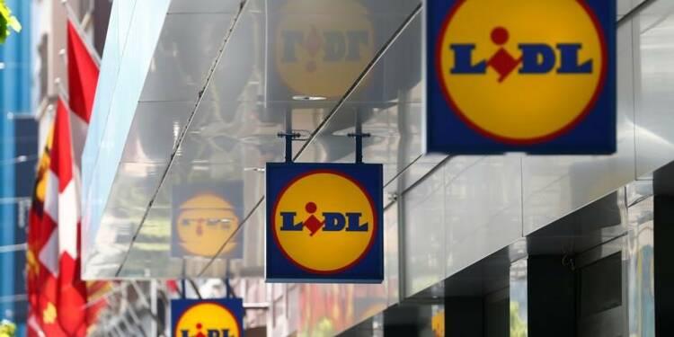 Le distributeur à bas coûts allemand Lidl va s'implanter aux USA