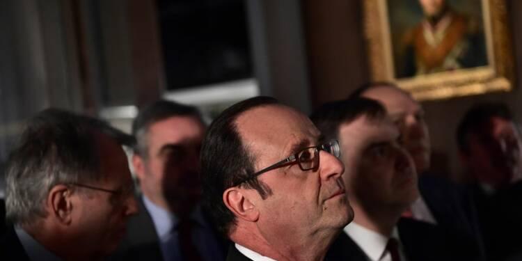 Hollande met en garde contre une manifestation contre la justice