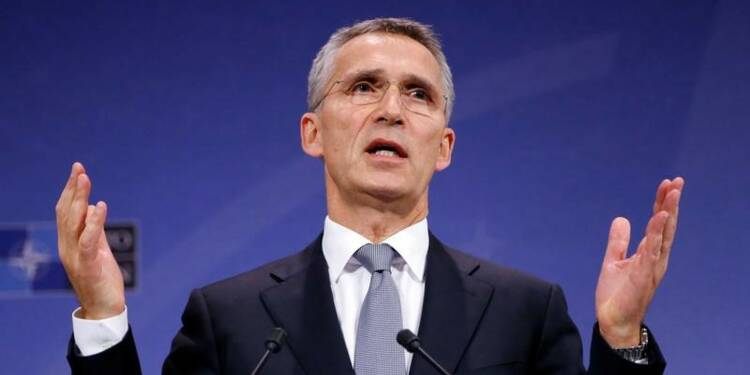 Le partenariat Europe-USA est indispensable, dit Stoltenberg