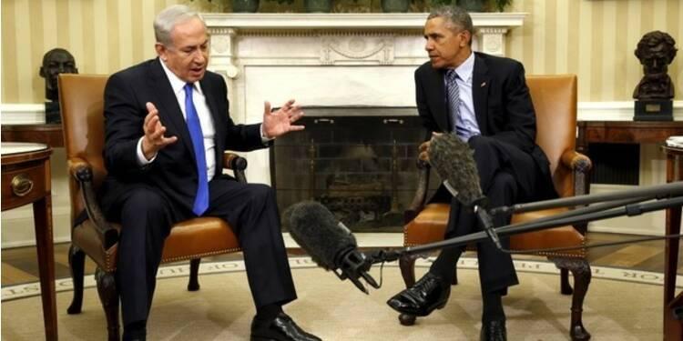 Accord américano-israélien sur une aide militaire sur dix ans