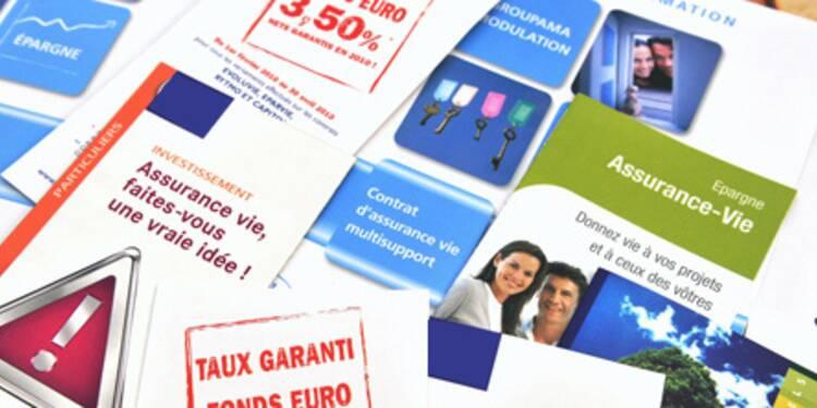 Les taux de l'assurance vie devraient rebondir en 2012