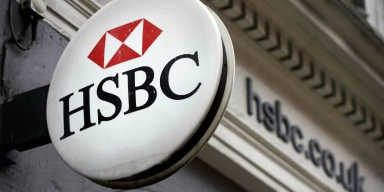 HSBC: le parquet demande un procès en France pour une holding