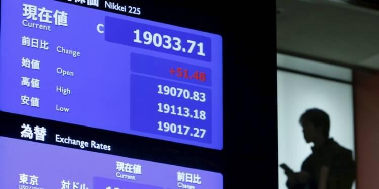 Tokyo finit en hausse de 1,48% aidée par la faiblesse du yen