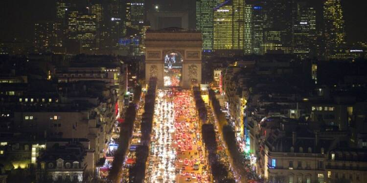 """Circulation différenciée"" reconduite à Paris mardi et mercredi"