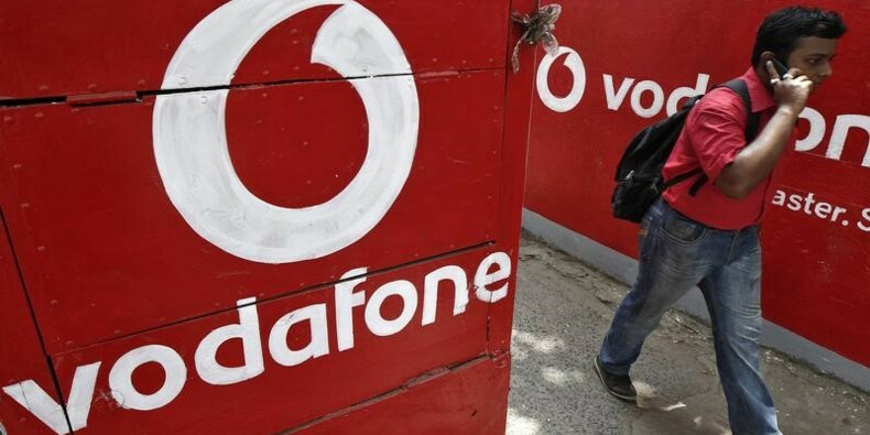 Vodafone négocie une fusion en Inde, l'action monte
