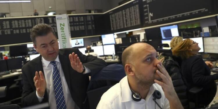 Les Bourses européennes dans le vert à mi-séance, Wall Street attend l'emploi