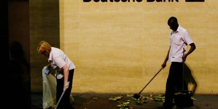 Deutsche Bank va fortement réduire les bonus pour 2016