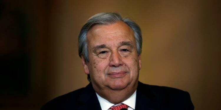 Le Portugais Antonio Guterres est le prochain patron de l'Onu