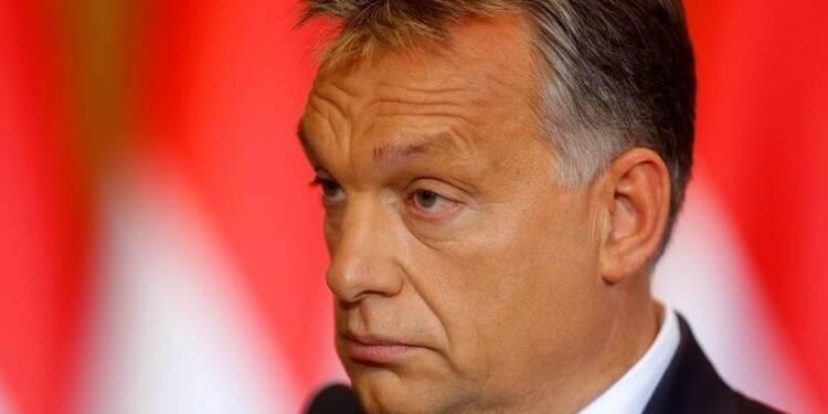 Le Parlement hongrois met Orban en échec sur les quotas de migrants