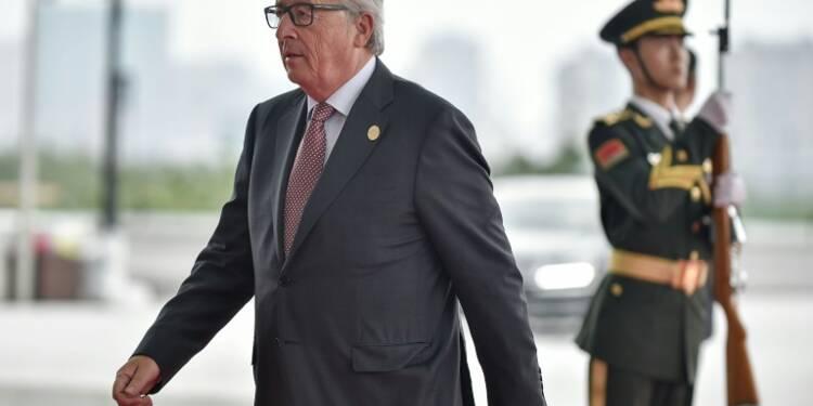 UE/Fin des frais d'itinérance: Bruxelles retire sa proposition, Juncker réclame un nouveau texte