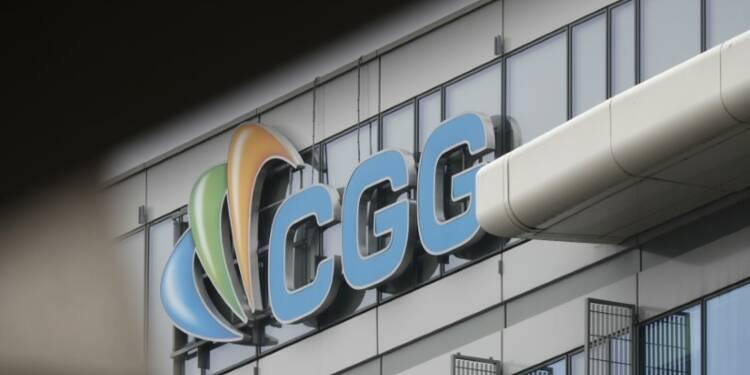 CGG lance la restructuration de sa dette, le titre chute