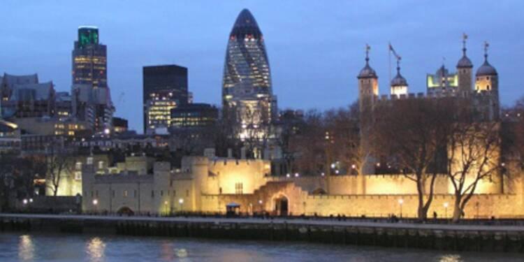 Hausse des prix de l'immobilier au Royaume-Uni