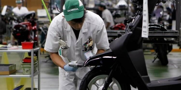 Forte croissance du secteur manufacturier japonais en octobre