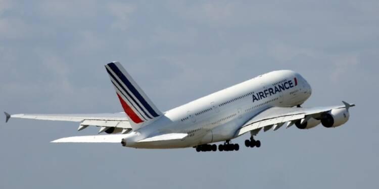 La croissance du trafic aérien de passagers ralentit