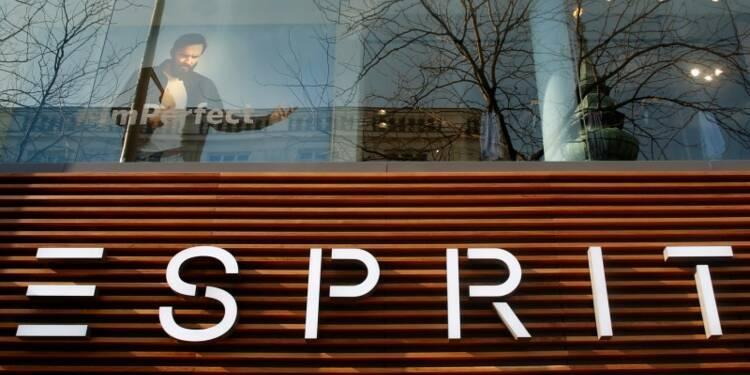 Le groupe de prêt-à-porter Esprit renoue avec le bénéfice