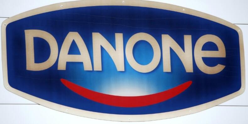 Danone confirme ses objectifs pour 2016 malgré un recul de son activité trimestrielle