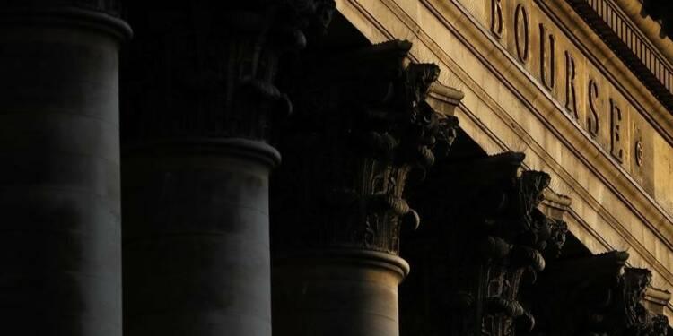 Les Bourses européennes en léger repli à mi-séance
