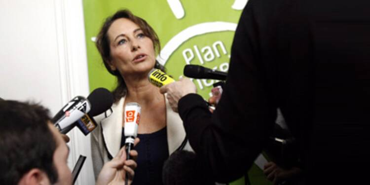 Le patrimoine de Ségolène Royal, ministre de l'écologie, du développement durable et de l'énergie
