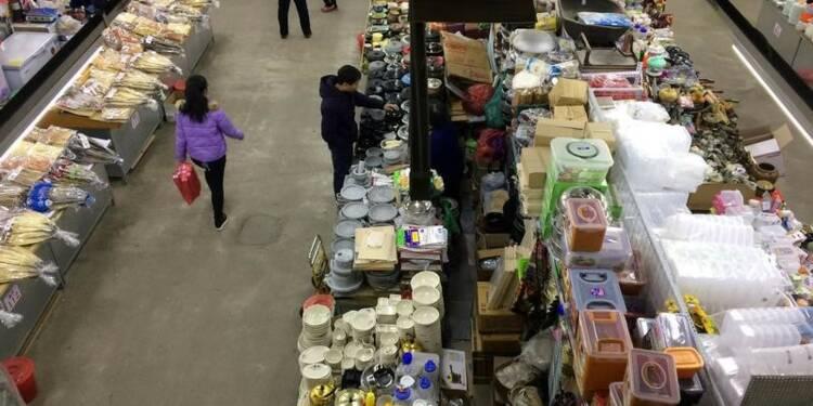 En Chine, accélération de l'inflation en janvier