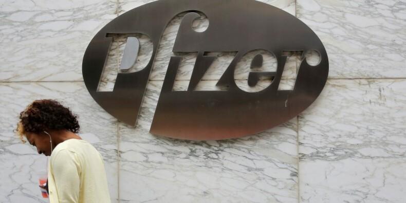 Pfizer sous le consensus au 3e trimestre