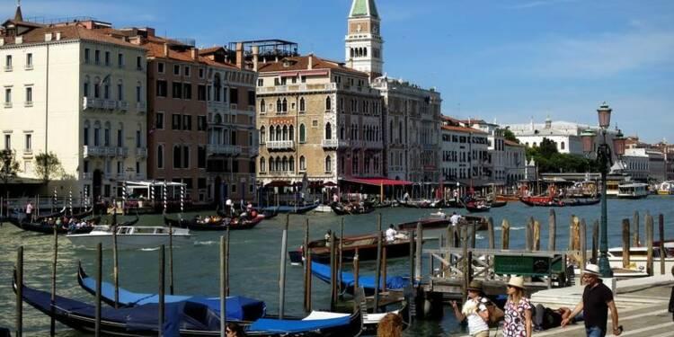 Une poignée d'investisseurs voient des opportunités en Italie