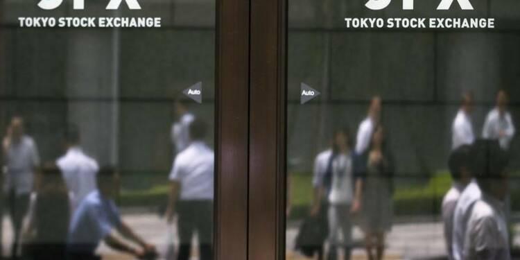 La Bourse de Tokyo (-0,03%) attentiste avant l'élection US
