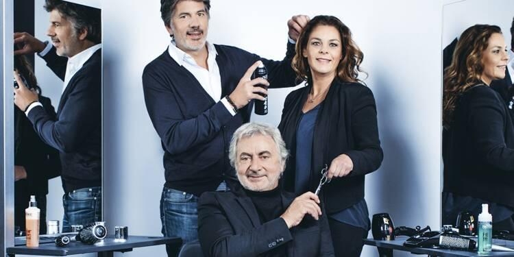 Franck Provost : il coiffe 100.000 personnes par jour