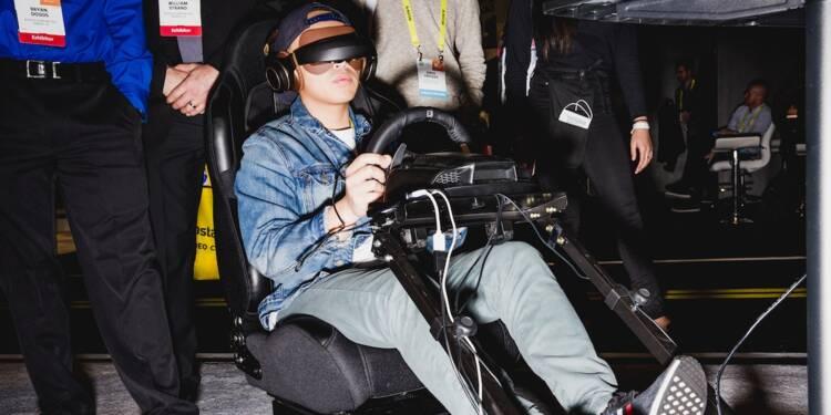 """""""Avec la réalité virtuelle, on frise la téléportation"""""""
