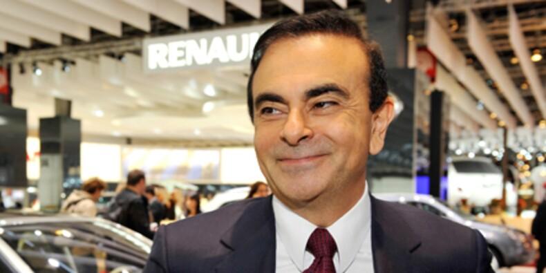 Renault : la mini-baisse de rémunération de Carlos Ghosn
