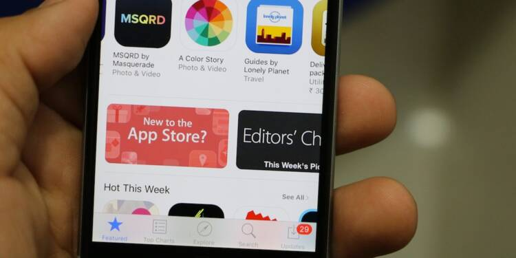 Apple supprime les applications iraniennes de l'App Store