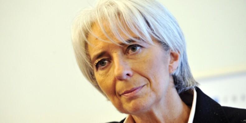 Christine Lagarde attend une chute de 3 % du PIB en 2009