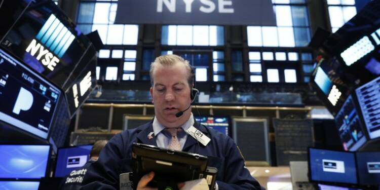 La Bourse de New York finit sur une note mitigée