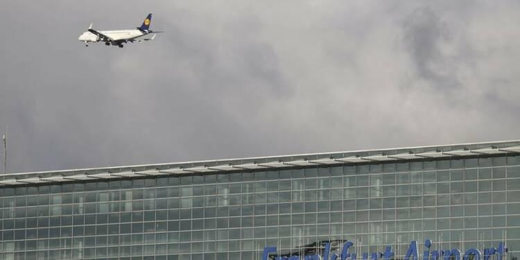 Le chinois HNA près de racheter l'aéroport de Francfort-Hahn